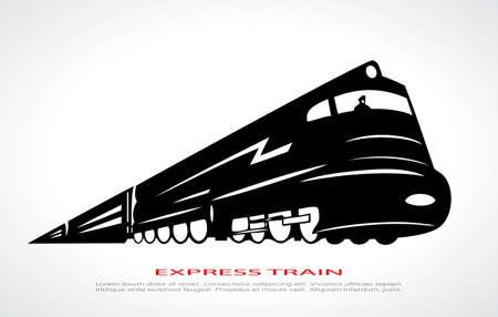 locomotora: Icono de tren