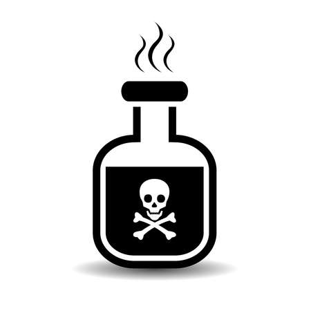 7903 Poison Bottle Stock Vector Illustration And Royalty Free