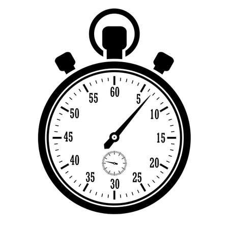 seconds: Stopwatch icon