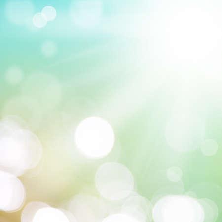 abstract: Kort zomer achtergrond Stockfoto