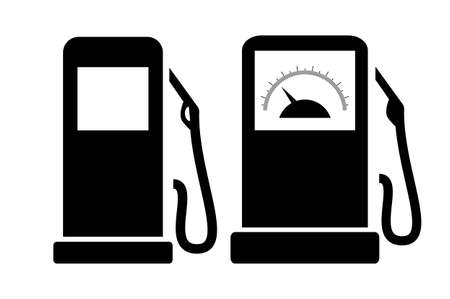 fueling: Filling station icon