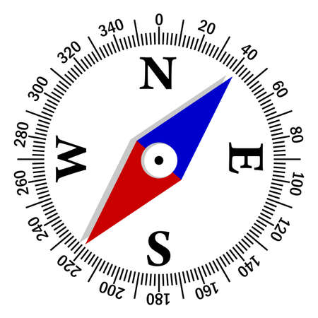 dialplate: Compass icon