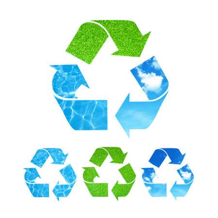 Ecological symbol photo