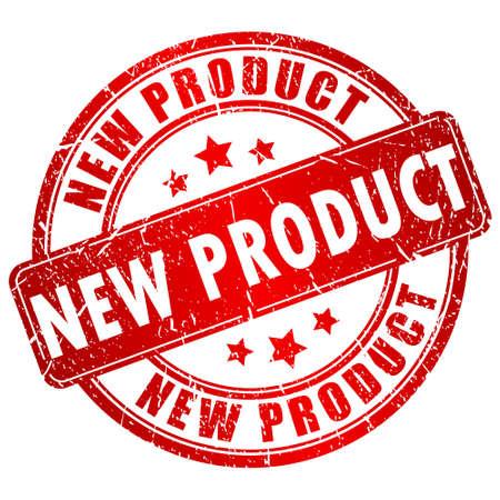 sellos: Nuevo sello de producto Vectores