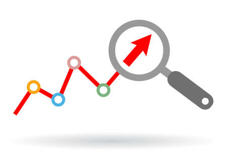 statistical: Data analysis icon