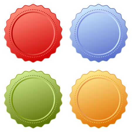 sello: Precio conjunto de etiquetas