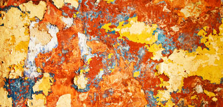 Rusted wall background photo