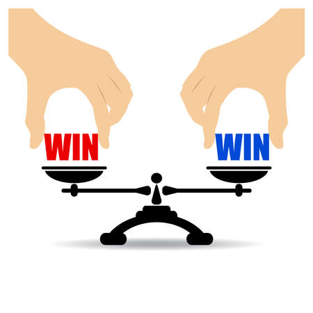joint effort: Win win concept