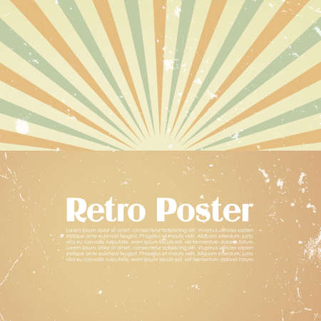 Retro poster template royalty free cliparts vectors and stock retro poster template stock vector 34576454 maxwellsz