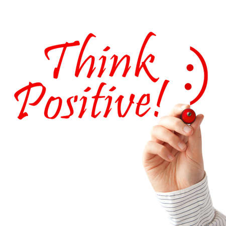 positiveness: Think positive