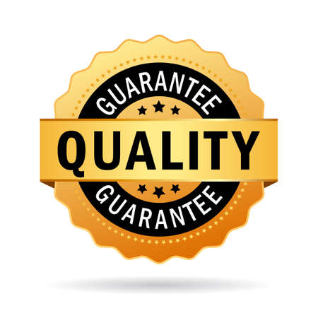 Quality guarantee icon Фото со стока - 35872630