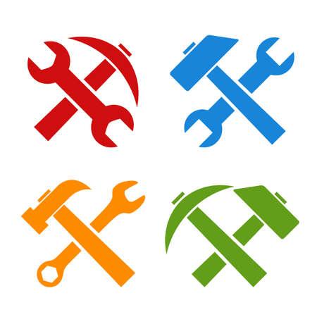 overhaul: Working tools icon
