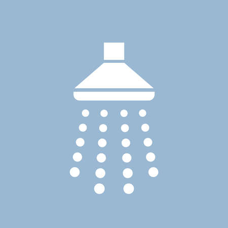 Shower icon Vectores