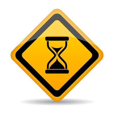 Timer icon Illustration