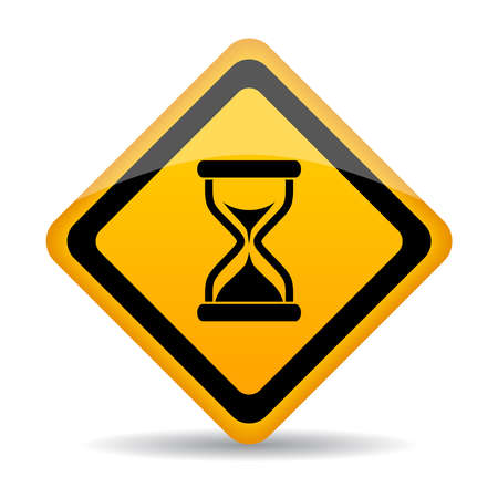 time out: Timer icon Illustration