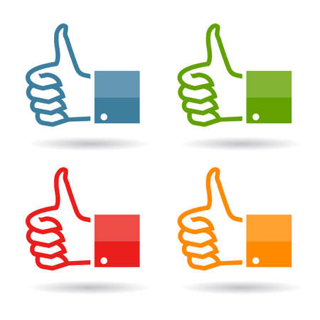 recommendation: Thumb up icon