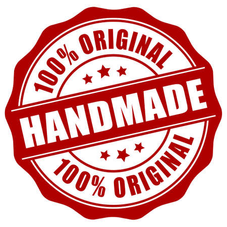 Handmade stamp Иллюстрация