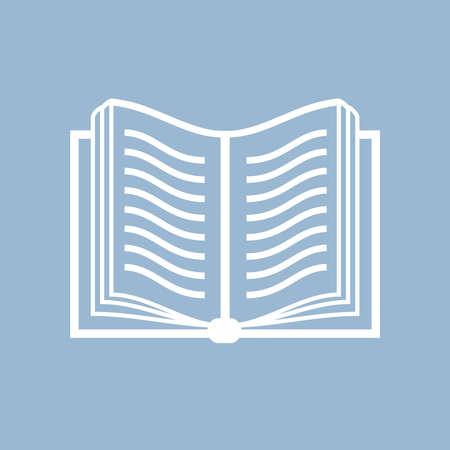 Book vector icon Vector