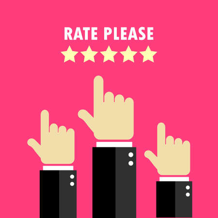 opinion poll: Rate hands poster