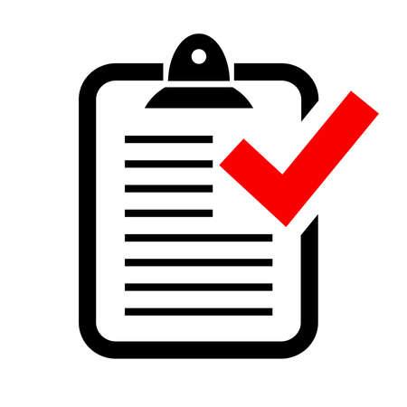 informe: Icono de informe Vectores