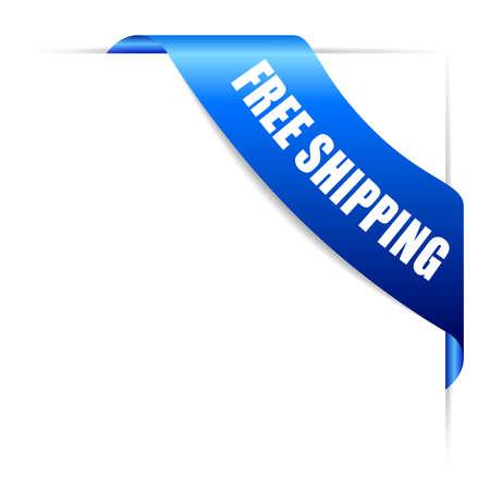 Free shipping icon Vector