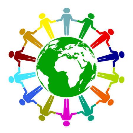 Unity icône Illustration