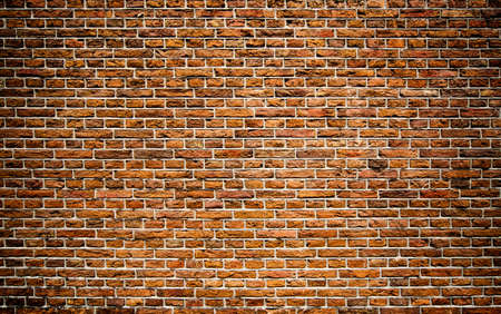 brick wall: Old brick wall background