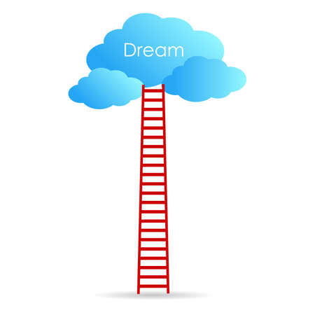 Reach your dream concept