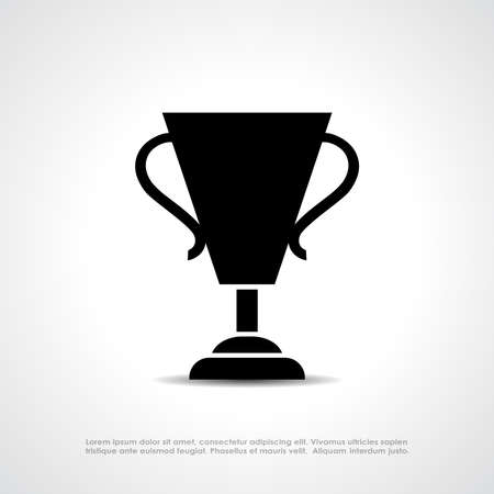 Winner cup Vector