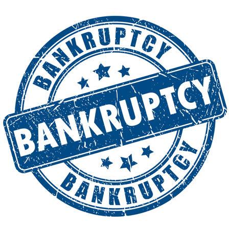 Sello de Bancarrota