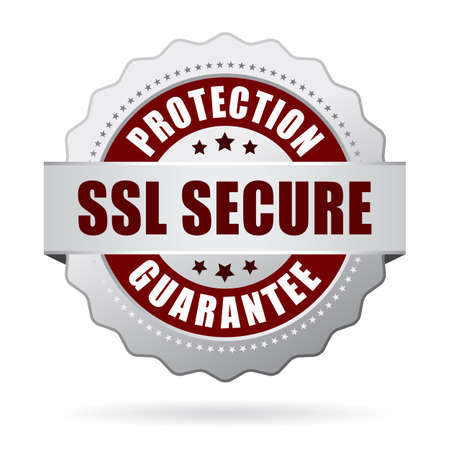 secure data: Ssl secure protection guarantee
