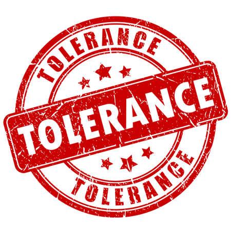 tolerancia: Sello de la Tolerancia