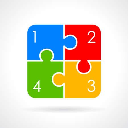swot: Puzzle swot chart