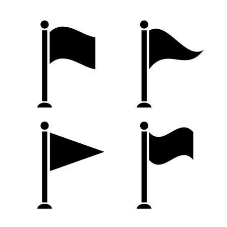 Flag icon Illustration