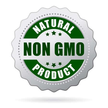 non: Non gmo product icon