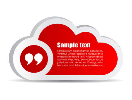 Quotation cloud for your text