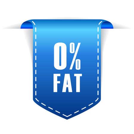 no cholesterol: Low fat icon