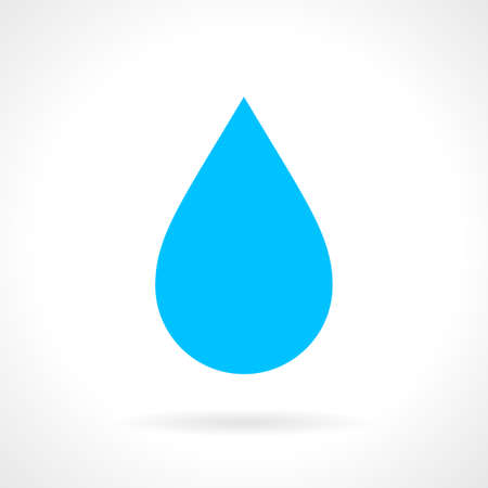tear drop: Water drop icon