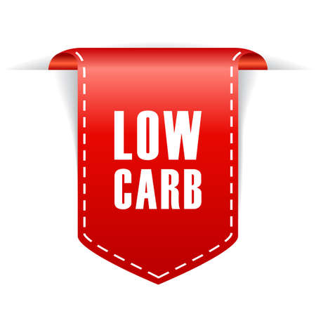 Low carb product ribbon