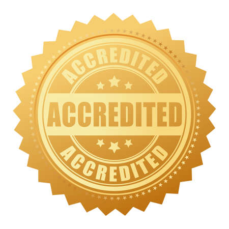 endorse: Accredited gold certificate