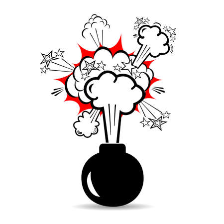 ausbrechen: Bomb boom icon