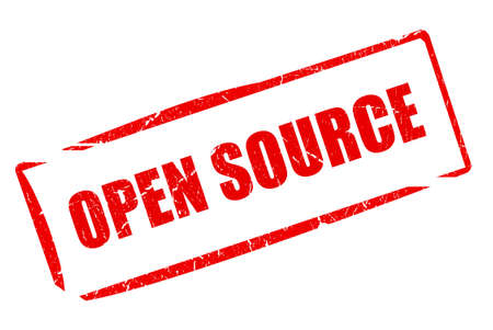 source: Open source rubber stamp