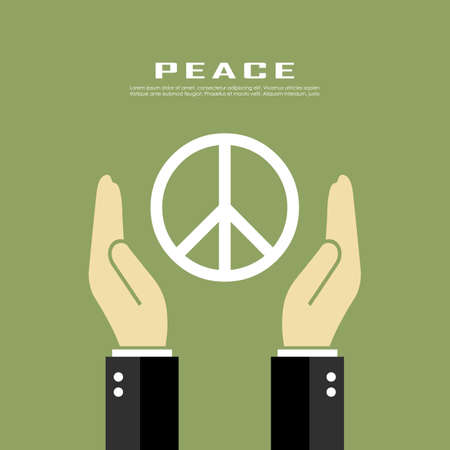 pacifism: Peace pacifism symbol