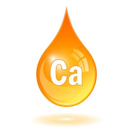 ca: Calcium icon