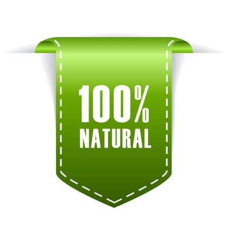 fresh food: 100 natural label