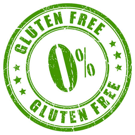 Gluten bollo gratis Archivio Fotografico - 48095720