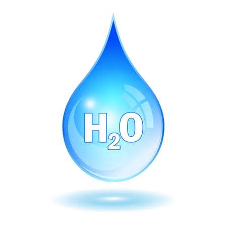 dewdrop: Vector water drop