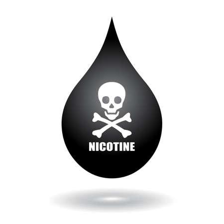 pernicious: Nicotine icon
