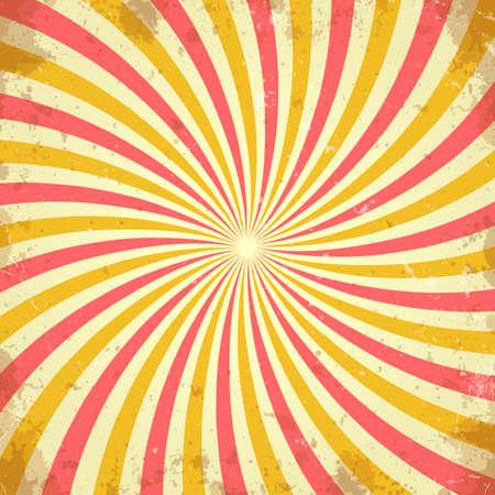 spiralling: Bursting rays background