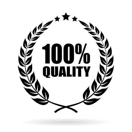 Icone 100 de qualité Banque d'images - 50934799